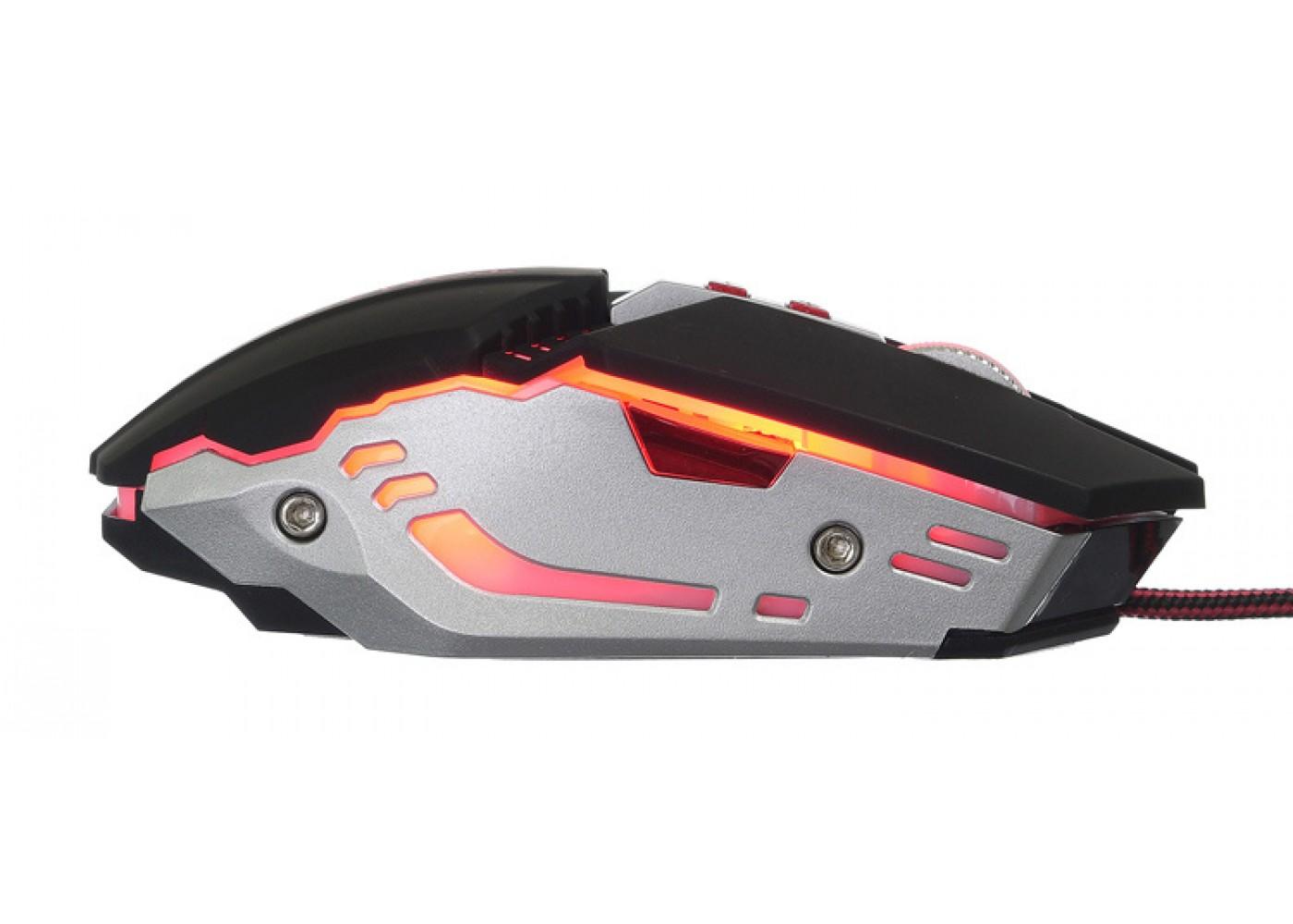 Игровая мышь Оклик 999G TOMAHAWK