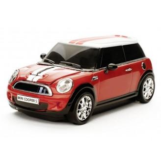 Мышь беспроводная Click Car Mouse-Mini Cooper S, Chili Red