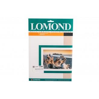 Фото бумага LOMOND (A6, 260гр. 20 листов) Photo глянец 1 сторон.