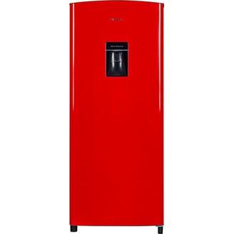 Холодильник HIBERG RF-23DR красный