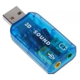 Звуковая карта USB TRUA3D