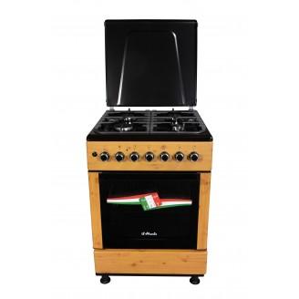 Кухонная плита il Monte FO-GE6011 WOOD