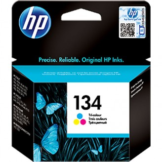 Картридж Hewelett-Packard 134 Tri-Colour