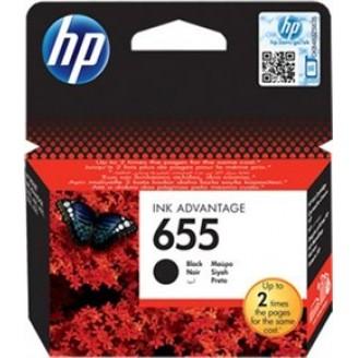 Картридж Hewelett-Packard 655 Black