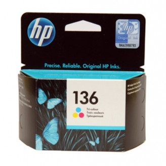 Картридж HP C9361HE 136 Tri-Colour