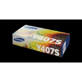 Картриджы Samsung CLP-320/325CLX-3185 1K(C407S/SEE) Yellow Original
