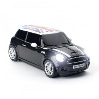 Мышь беспроводная Click Car Mouse-Mini Cooper S, Astro Black