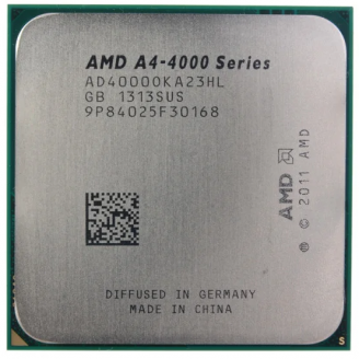 Процессор AMD A4-4000 OEM FM1