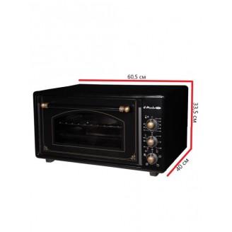 Мини-печь il Monte EO-4506 BLACK RUSTICO