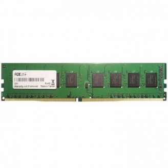 Память DDR4 Foxline 8Gb 2133MHz (FL2133D4U15-8G)