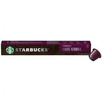 Капсулы Starbucks Caffe Verona Nespresso 10шт