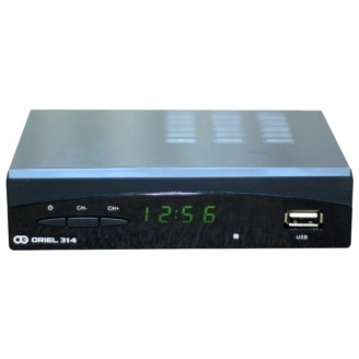 Ресивер DVB-T2 ORIEL 314