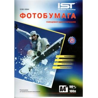 Фотобумага IST G180-100A4