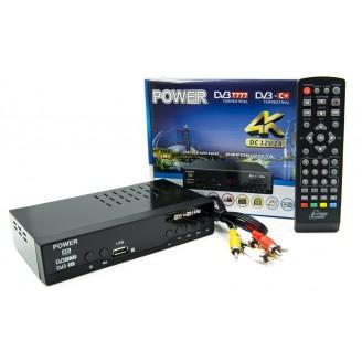 Цифровая приставка Power P-161