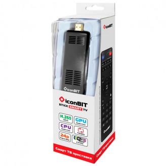 Приставка Smart-TV iconBIT Stick Smart TV