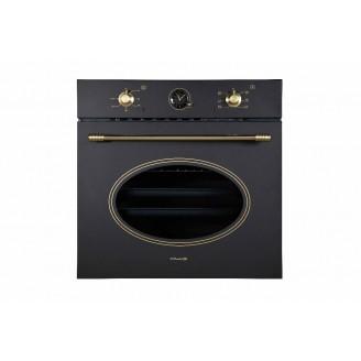 Встраиваемый духовой шкаф электрический il Monte BO-70 AN BLACK RUSTICO