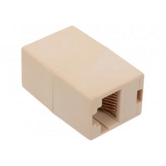 Коннектор соединительный 8P8C 1x1
