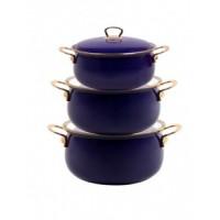Набор посуды эмалированной GREENBERG GB-4514