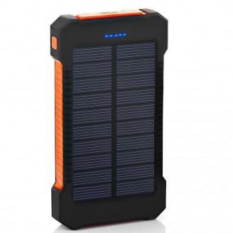 Power Bank на солнечной батарее 30000 mAh