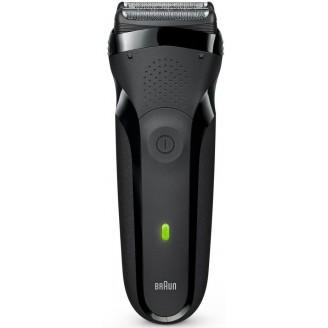 Электрическая бритва Braun 301s black+чехол