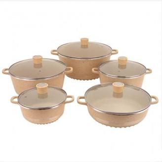 Набор посуды Marble GB-3305