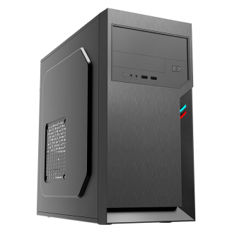 Системный блок Цифра AMD AMD A10-9700, Foxline FL-702
