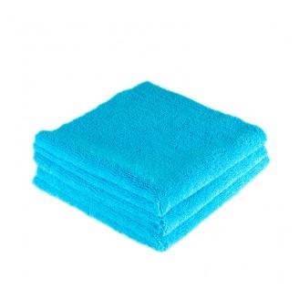 Detailing Boom Crazy Fiber Towel Микрофибра без оверлока односторонняя 40*40см, 380 гр/м2