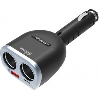 Автомобильное зарядное устройство RITMIX RM-22XQPD