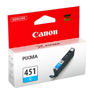 Картридж CANON BPI-451C Cyan