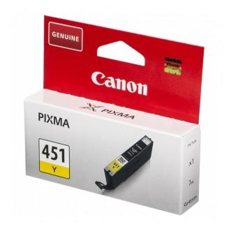 Картридж CANON BPI-451Y Yellow