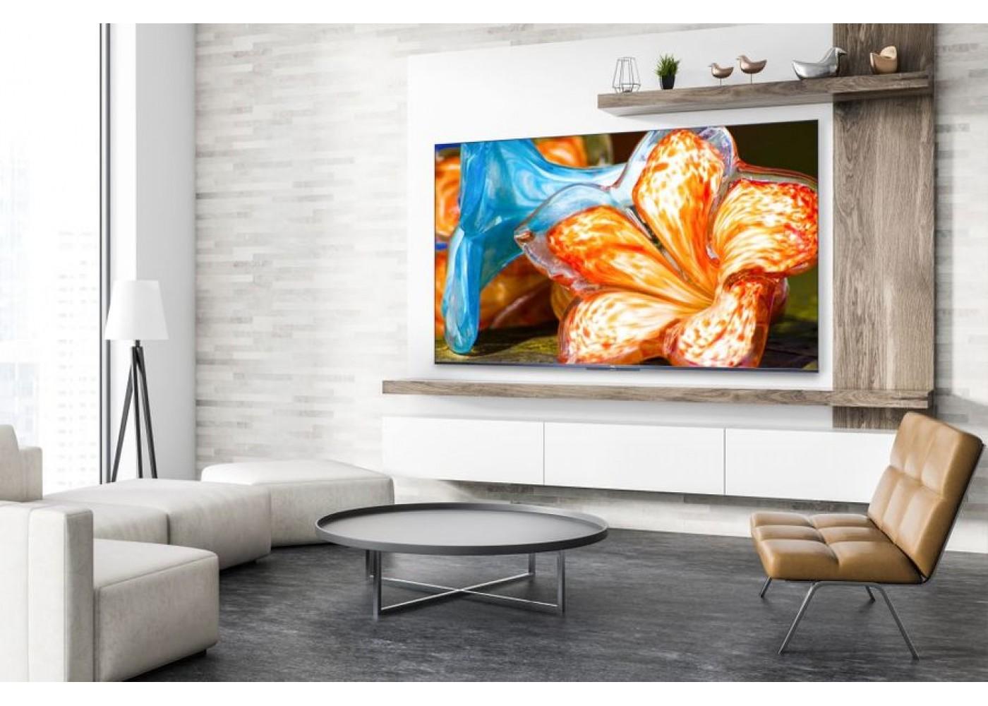 """Телевизор QLED TCL 55"""" 55C717 Smart TV"""