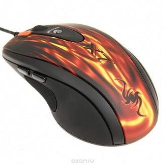 Мышь игровая A4 XL-750BK