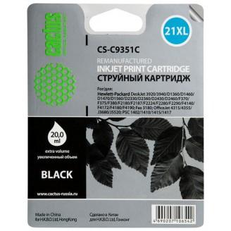 Картридж Cactus CS-C9351C Black