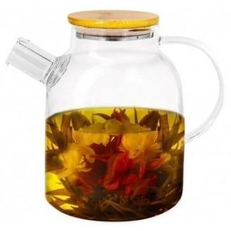 Заварочный чайник Greenberg GB-5565 объем 1700 мл