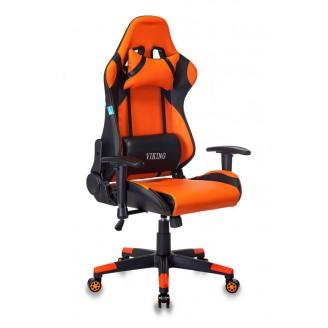 Кресло игровое Бюрократ CH-778N/BL+ORANGE