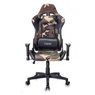 Кресло игровое Бюрократ CH-778N/CAMOUFLAGE