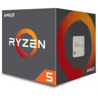 Процессор AMD Ryzen 5 2600X AM4 BOX