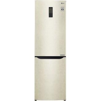 Холодильник LG GA-B419SEUL бежевый
