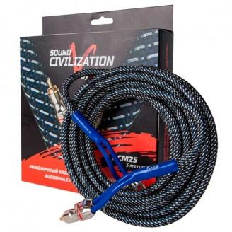 Межблочный кабель SOUND CIVILIZATION KICX SCM25