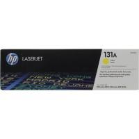 Картридж HP 131A, желтый