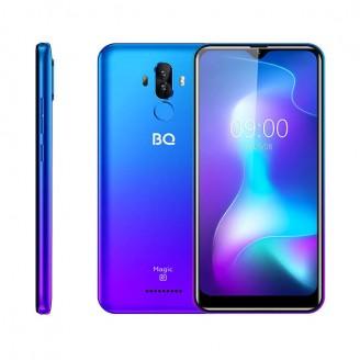 Смартфон BQ 6042L Magic E Deep Blue