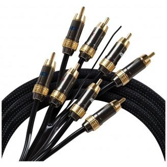 Межблочный кабель Kicx RCA 06