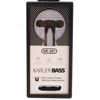 Наушники Karler Bass KR-207