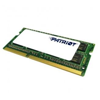 Память DDR3L 8Gb 1600MHz Patriot PSD38G1600L2S