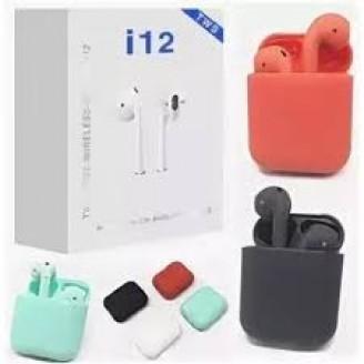 Беспроводные наушники SMARTBUY i12 TWS Touch SBH3011