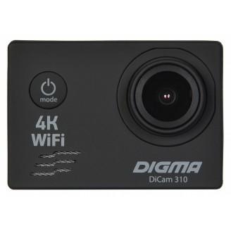 Экшн-камера DIGMA DiCam 310 4K