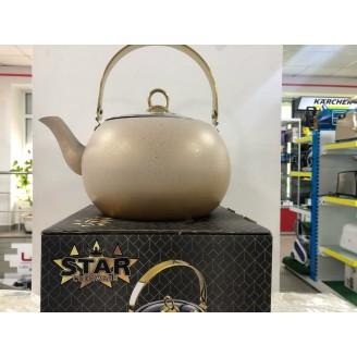 Чайник Т-1020 3 л Кремовый