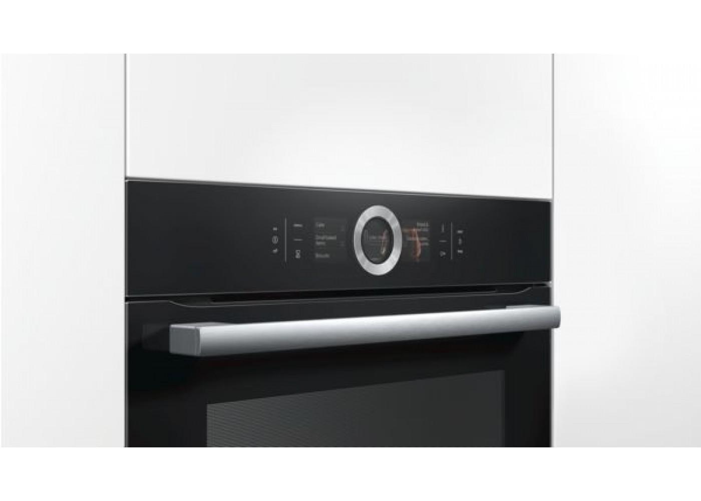 Электрический духовой шкаф Bosch HBG636LB1