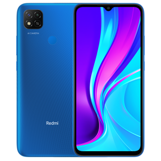 Смартфон Redmi 9C 2/32Gb Twilight Blue Global (Без NFC)