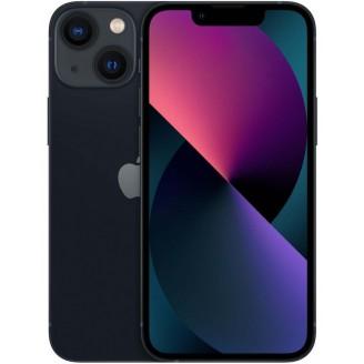 Смартфон Apple iPhone 13 256Gb Miidnight (MLP23RU/A)